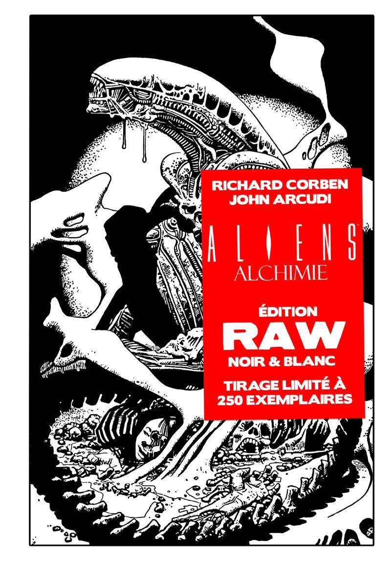 wetta raw aliens alchimie corben arcudi