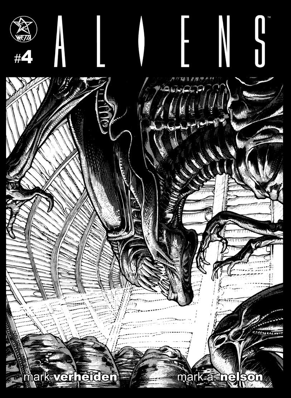 wetta Aliens serie originale 4