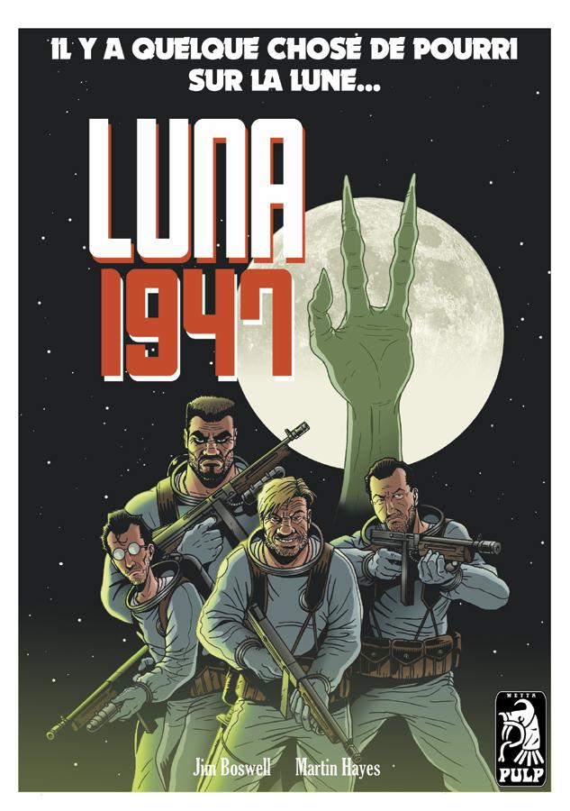 Luna 1947 PULP