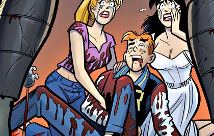 Permalink to: Archie vs. Predator