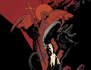 L'Alien de Mike Mignola